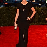 Emily Blunt at the Met Gala 2013.