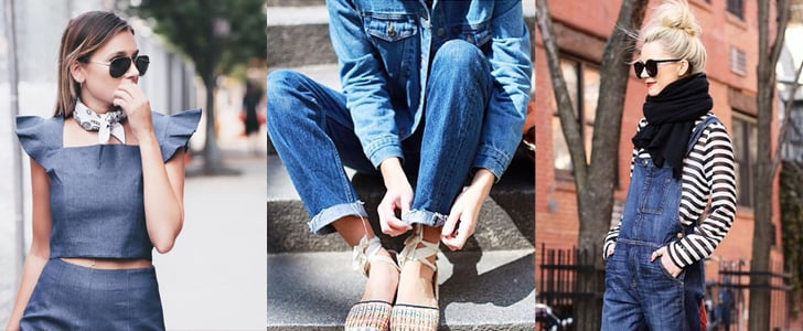 15 Denim Outfits You Better Make Sure You Have in Your Wardrobe For Autumn