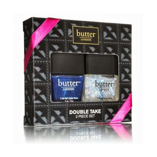 For your buddy who loves glitter (and snow), pick up the Butter London Double Take Ice Duo ($24). There is also a Fire Duo for the firecracker on your list.