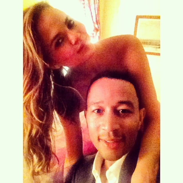 Chrissy Teigen and John Legend's Anniversary | Pictures