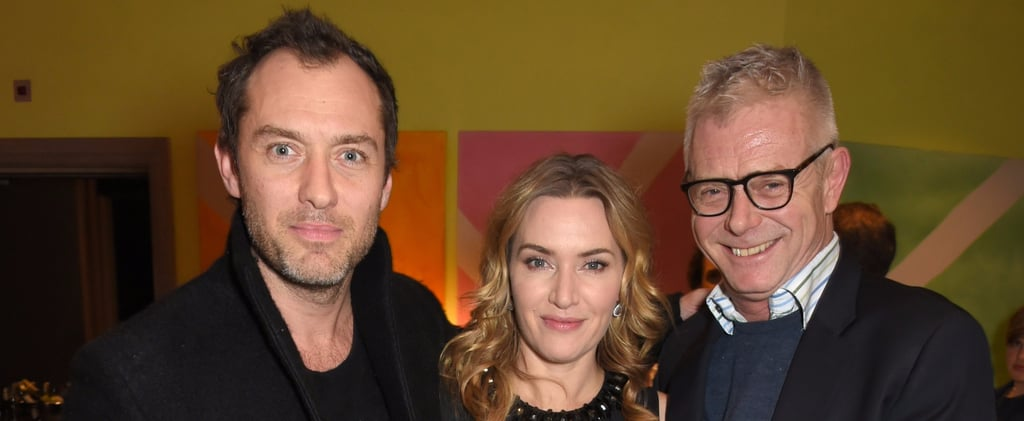 Jude Law and Kate Winslet Wonder Wheel Screening