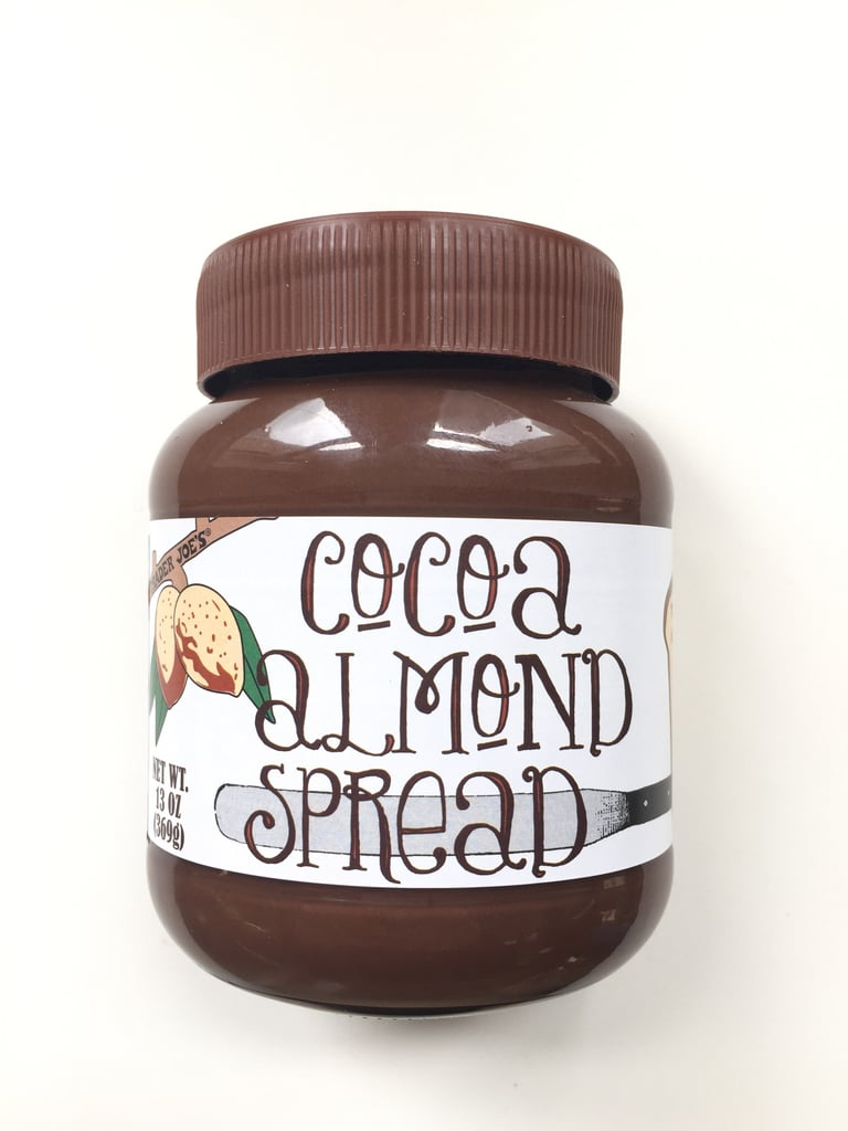 Cocoa Almond Spread ($4)