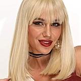 Ebingoo Blonde Straight Synthetic Wigs