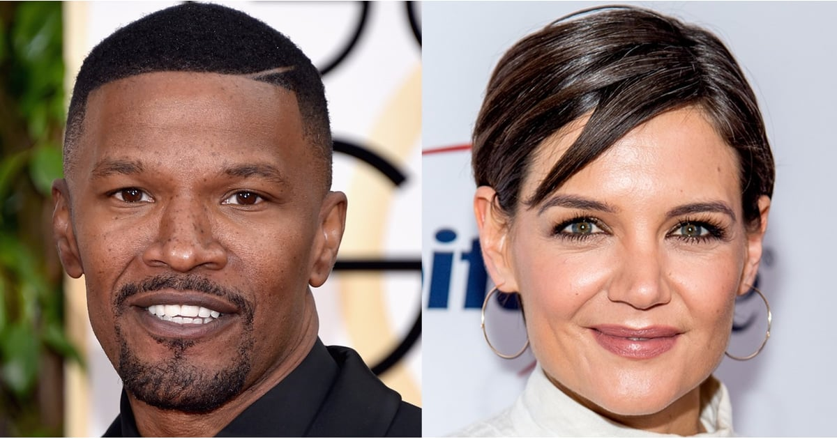 So Sweet! Jamie Foxx Celebrated His 50th Birthday With Katie Holmes by His Side