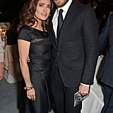 Salma Hayek and Jake Gyllenhaal