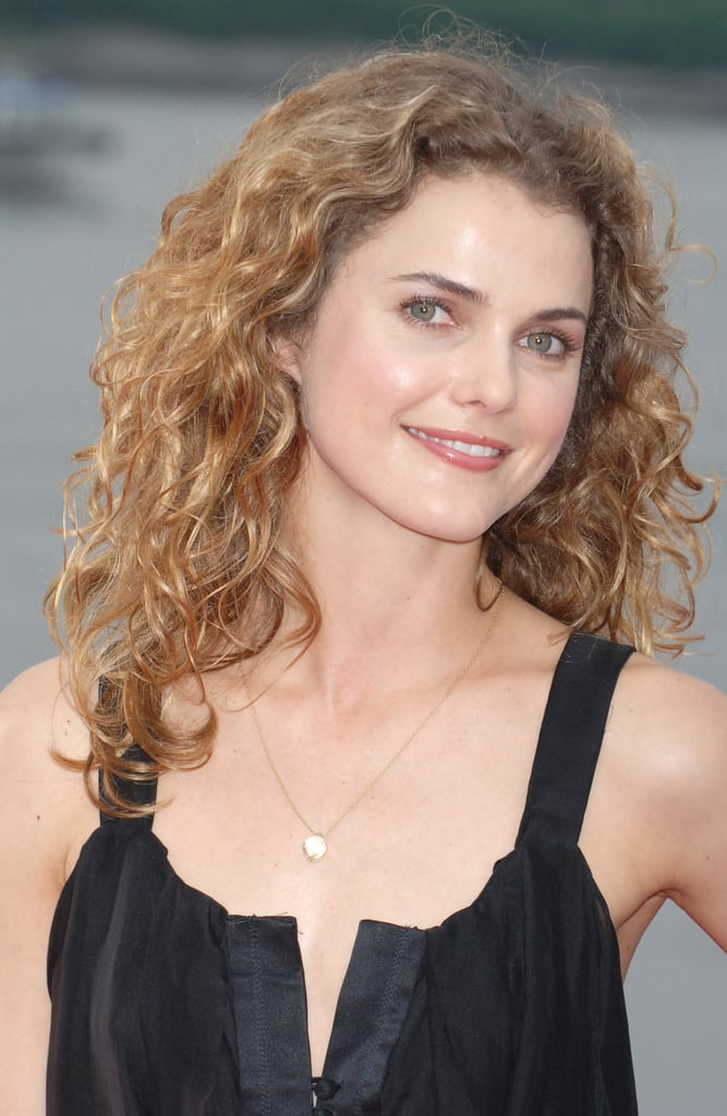 Celebrities With Natural Curls Popsugar Beauty