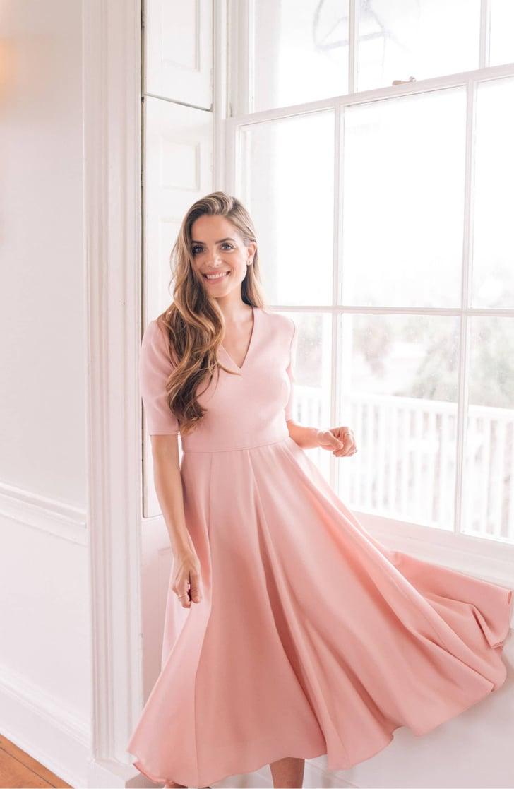 Flattering Dresses For Large Busts  POPSUGAR Fashion
