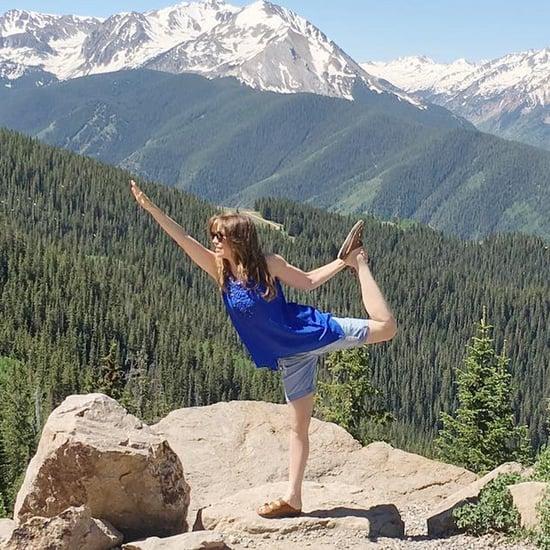 Thalia's Yoga Class Video