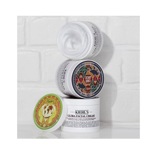 Even if you didn't get a whopping refund, it's worth giving a little back this tax season. Stock up on these limited-edition Kiehl's Ultra Face Creams ($27-$47) this month to donate to Recycle Across America, a nonprofit that aims to make recycling more simple and effective.
