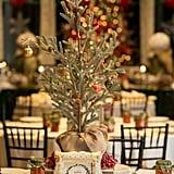 Miniature Christmas Tree Table Decor