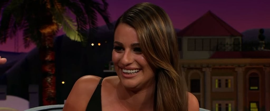 Even Lea Michele Can't Keep Her Cool Around Beyoncé and Jay Z