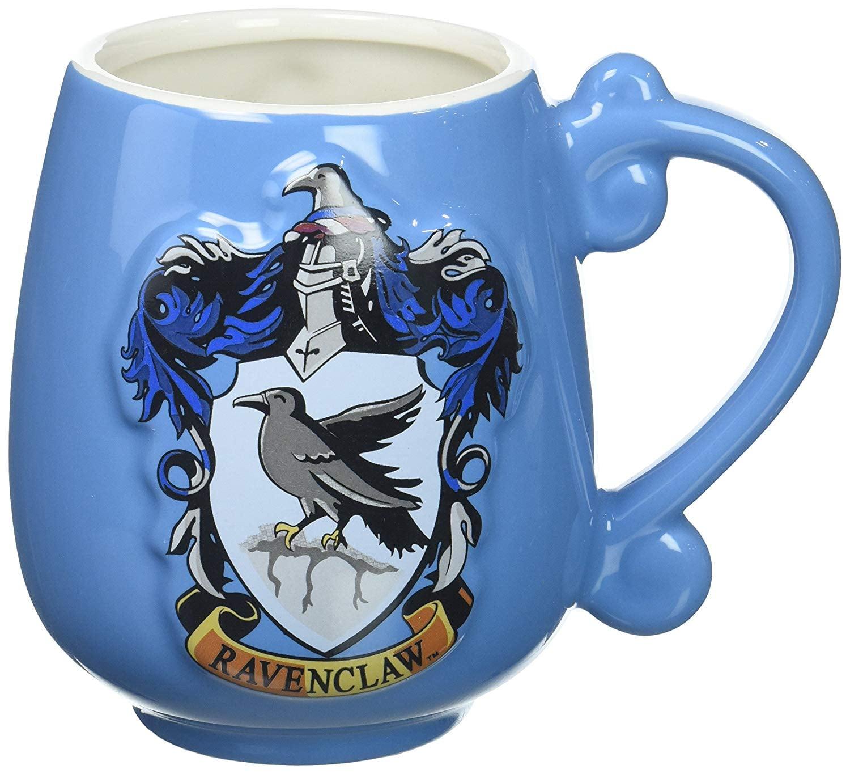 Ravenclaw Crest Ceramic Mug | 49 Cozy Harry Potter Gifts