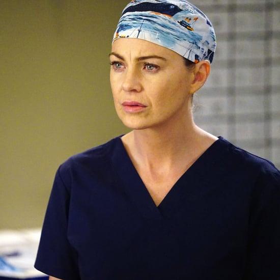 Ellen Pompeo's Instagram About Grey's Anatomy Finale 2016