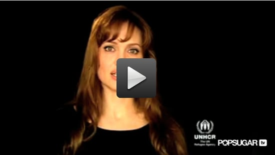 Video of Angelina Jolie Pakistan Flood PSA 2010-08-31 16:55:00