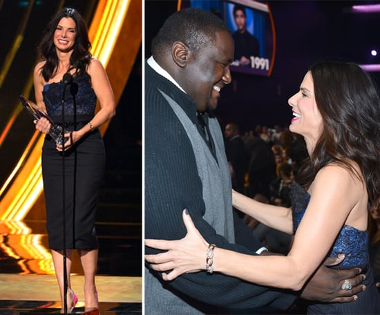 Sandra Bullock at 2013 People's Choice Awards Pictures