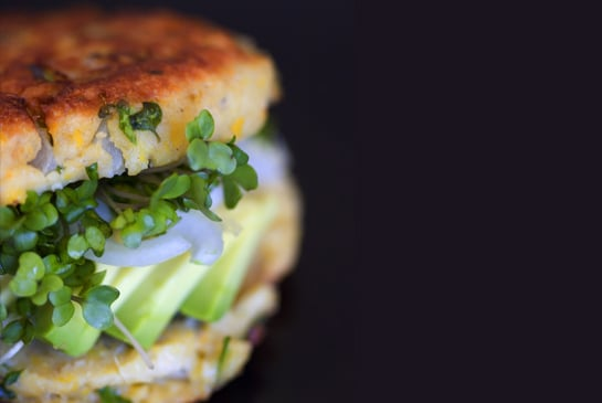 Yummy Links: From Veggie Burgers to Bees