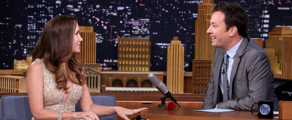 Kristen Wiig as JoJo Fletcher on The Tonight Show Video