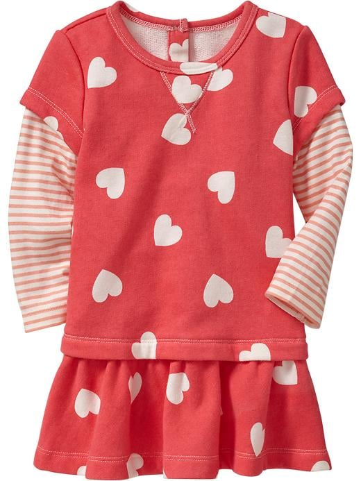 Old Navy 2-in-1 Terry Dress