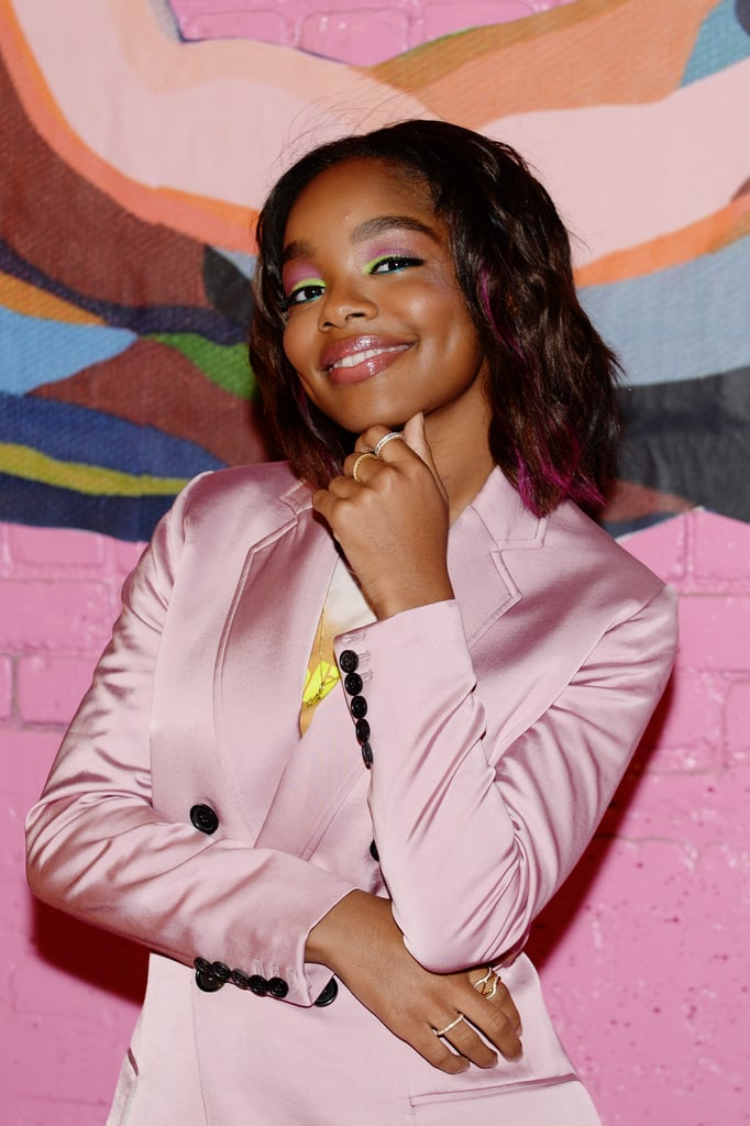 Marsai Martin's Best Beauty Looks and Moments