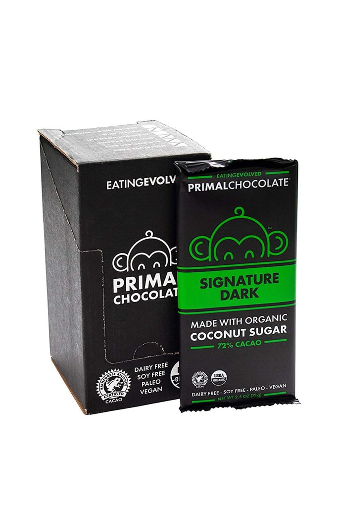 Eating Evolved Primal Chocolate Signature Dark Bar