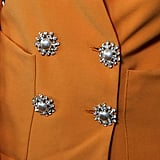 A Louis Vuitton-Inspired DIY: Give Your Blazer a Vintage Flair With Buttons