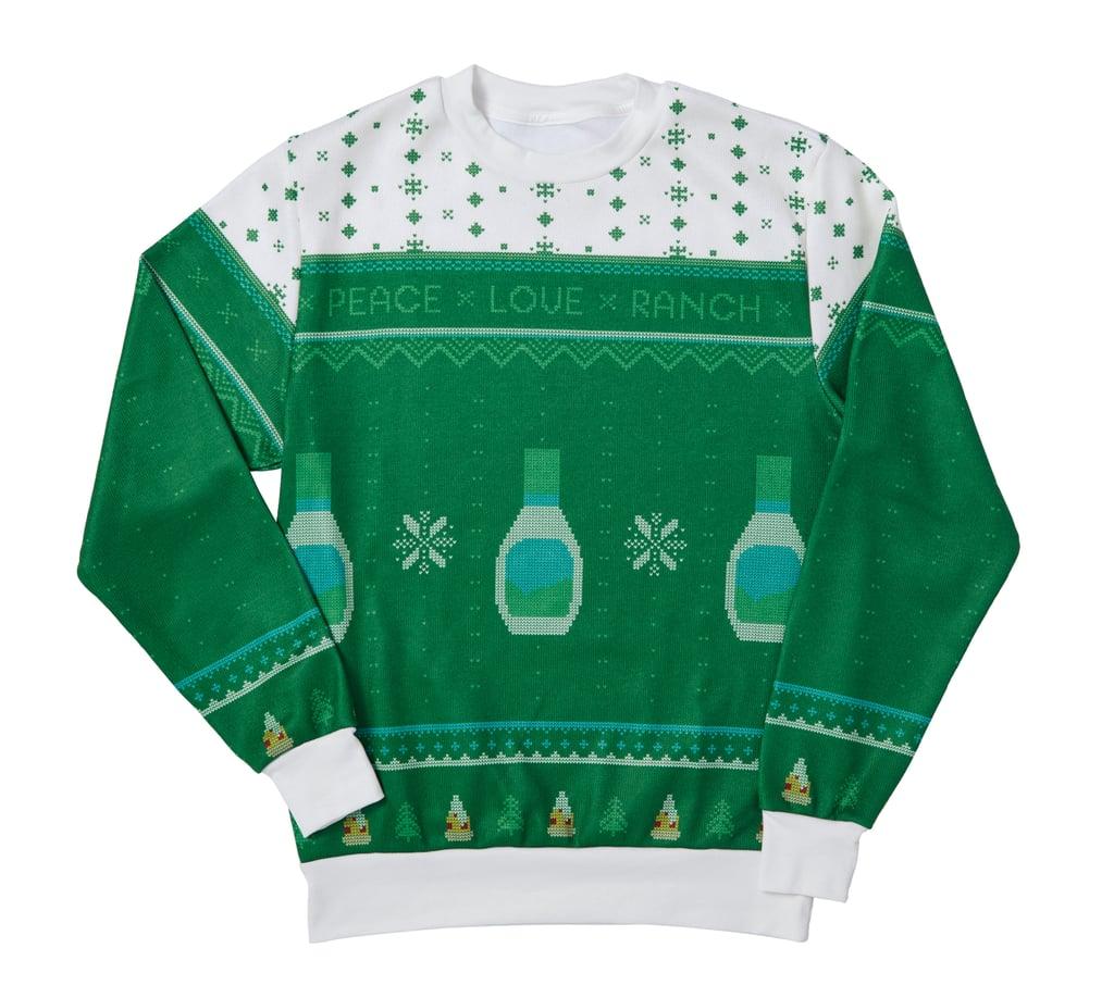 Hidden Valley Ranch Holiday Sweater Hidden Valley Ranch Holiday