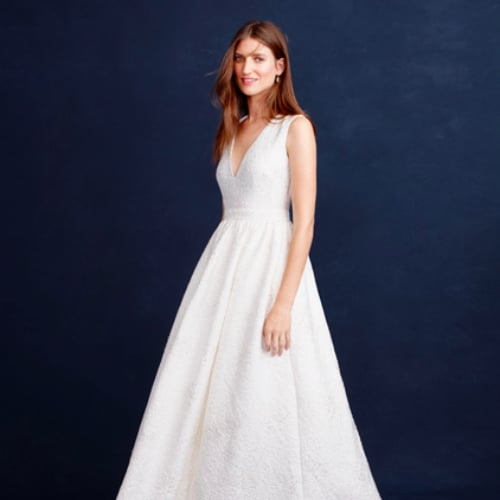 Jcrew Wedding Dresses.The Adrienne Gown Available For Preorder J Crew Wedding