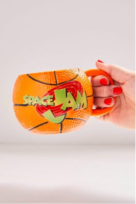 Space Jam Basketball Mug
