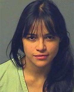 Sugar Bits — Michelle Rodriguez Starts 180-Day Jail Sentence