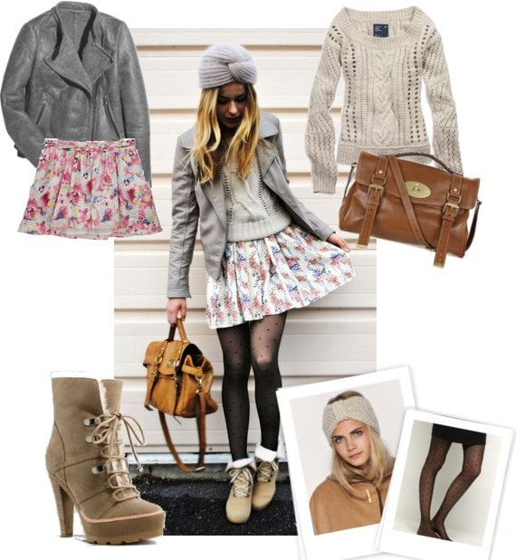 Winter Fashion Street Style Tips: Winter 2010 Street Style Inspiration