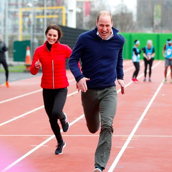 Prince Harry, Kate Middleton, Prince William at Olympic Park