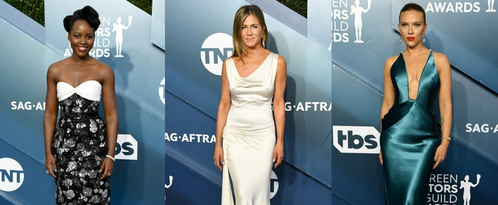 See the Sexiest Dresses at the 2020 SAG Awards
