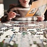 Complete a puzzle.