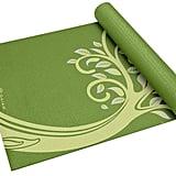 Gaiam Print Yoga Mat