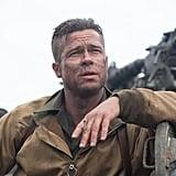 "Brad Pitt as Don ""Wardaddy"" Collier"