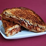 Caramelized Apple Grilled Cheese