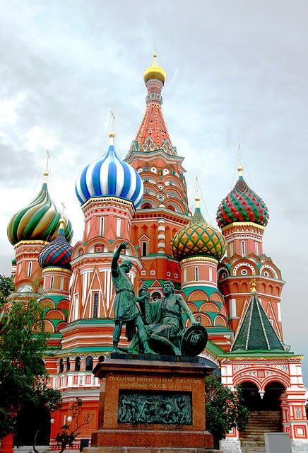 21 Century Auto >> St. Basil's Cathedral, Russia | Best Eastern European ...