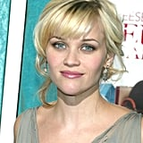 Reese Witherspoon With Platinum Blonde Hair