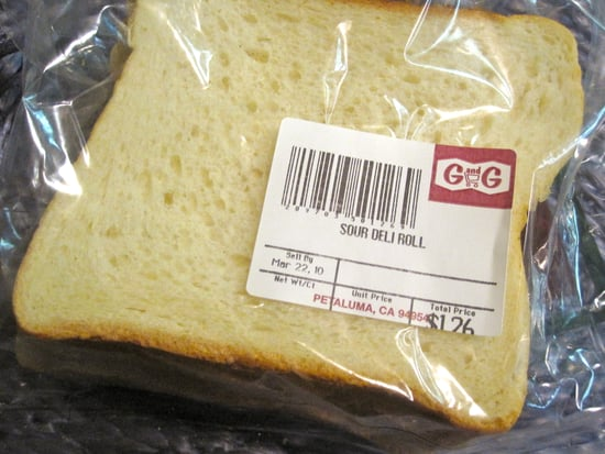 Simple Tip: Purchase Sliced Bread From the Deli