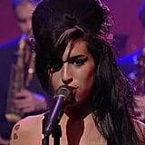 "Amy Winehouse (HD)  ""Rehab"" Live on David Letterman"