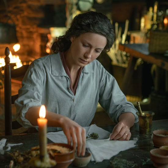How Old Is Claire in Outlander?