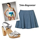 Swimsuit Styling: '70s