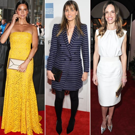 Celebrities Love Smythson Handbags