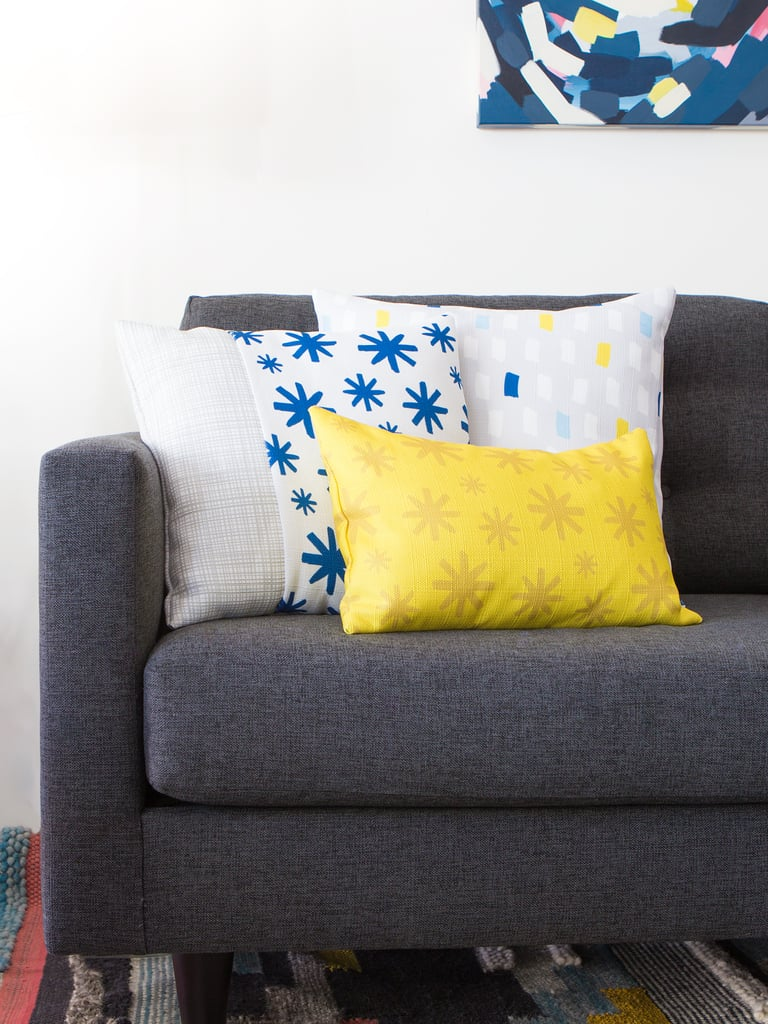 DIY Throw Pillow Covers
