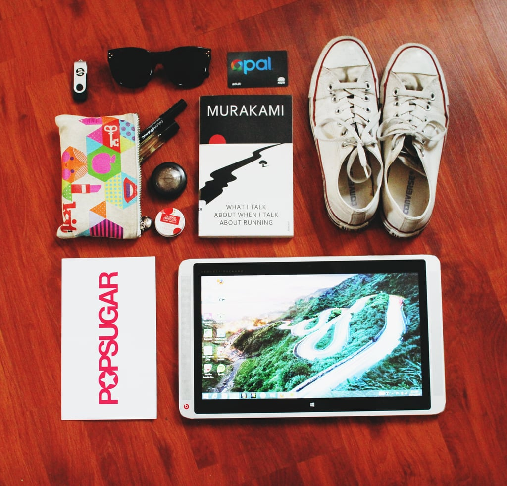 Weekend situation starring all the essentials. Well, most of them!