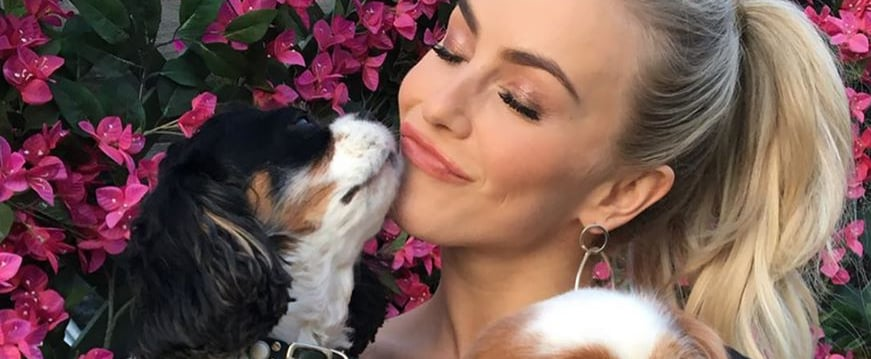 Julianne Hough Mourns the Deaths of Dogs Lexi and Harley
