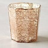 Anthropologie Bubbled Mercury Glass Votive ($5)