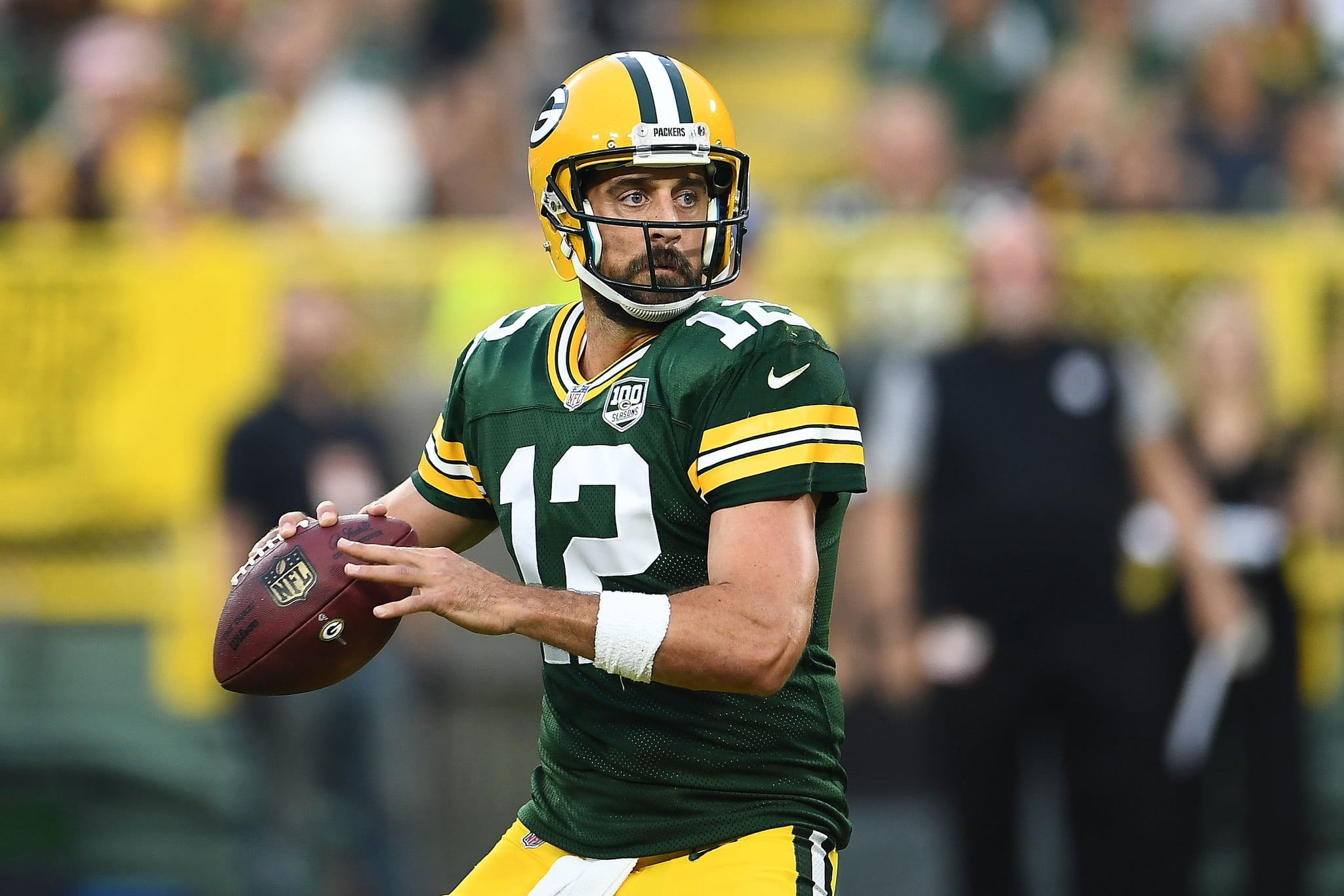Aaron Rodgers not OK with just 'OK performance' by Packers ...