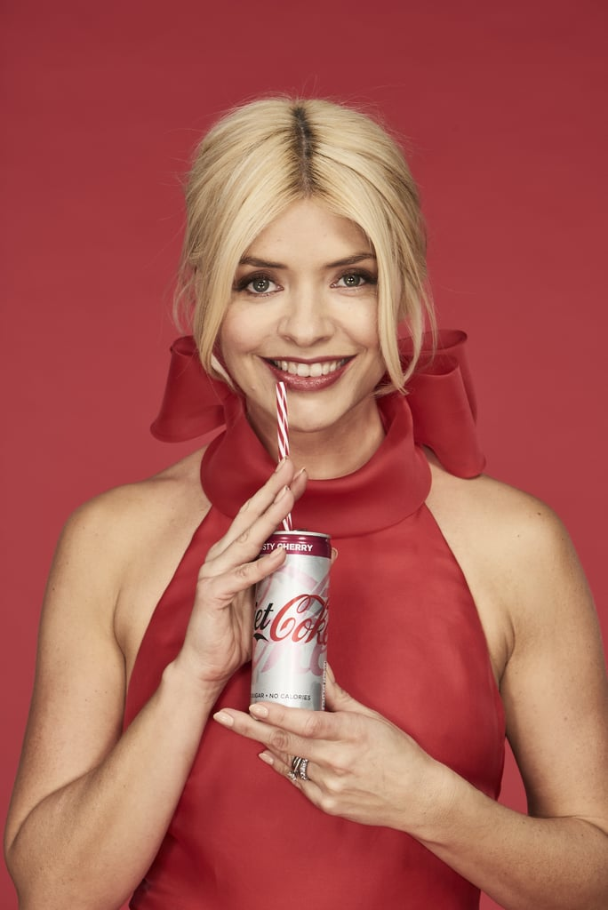 Diet Coke Ambassador, Holly Willoughby