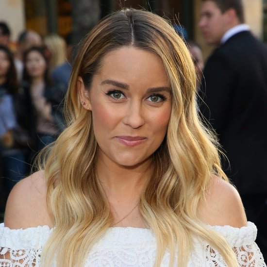 Lauren Conrad Short Bob Hairstyle December 2017